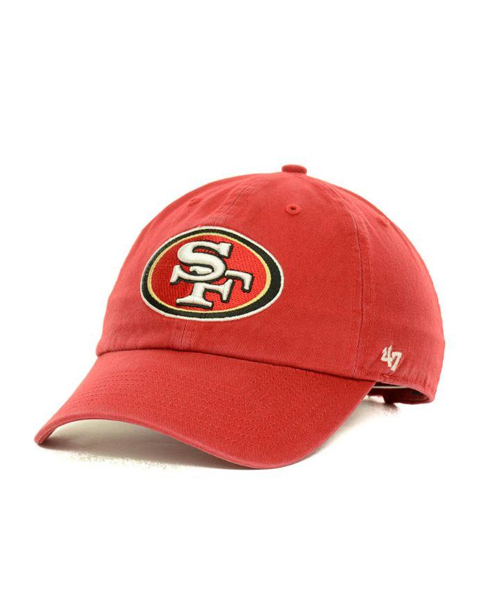 '47 Brand - San Francisco 49ers Clean Up Cap