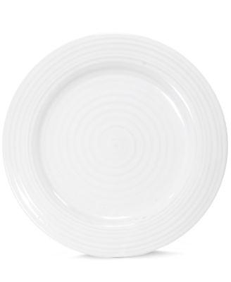 "Portmeirion ""Sophie Conran"" Plate, 11"""
