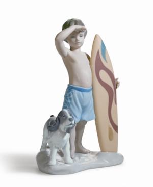 "Lladró ""Surf's Up"" Figurine"