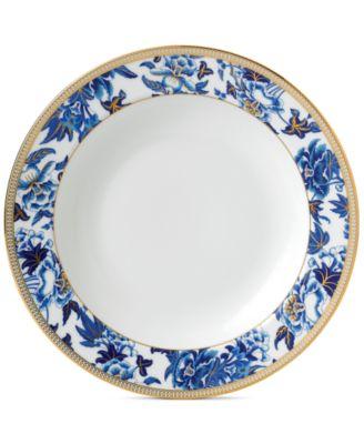 Wedgwood Hibiscus Rim Soup Bowl