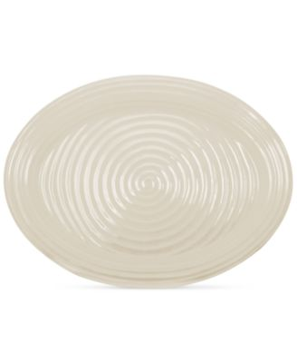 Portmeirion Sophie Conran Pebble Medium Oval Platter