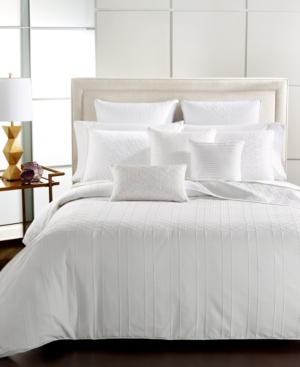 Hotel Collection Embroidered Sonnet Bedding Collection