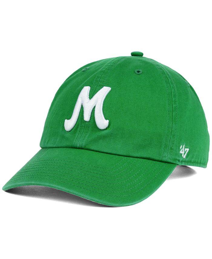 '47 Brand - Marshall Thundering Herd Clean-Up Cap