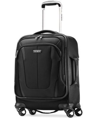 "Samsonite Silhouette Sphere 2 19"" Carry On Spinner Suitcase"