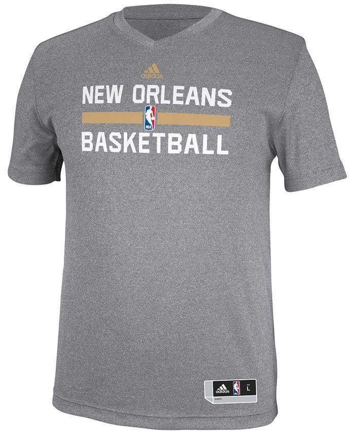 adidas - Men's New Orleans Pelicans Practice Graphic T-Shirt