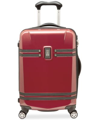"""CLOSEOUT! Travelpro Crew 10 21"""" Carry-On Hardside Spinner Suitcase"""