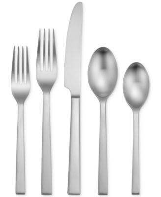Oneida Satin Chef 50-Pc. Flatware Set, Service for 8