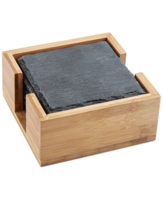 Thirstystone Coasters, Set of 4 Slate Coasters