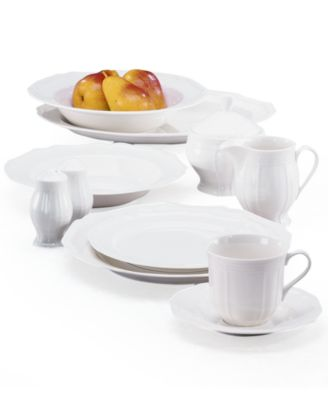 Mikasa Dinnerware, Antique White Cappuccino Mug