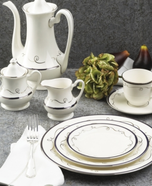 "Pickard ""Infinity"" 5 Piece Place Setting"