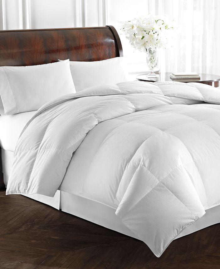 Lauren Ralph Lauren - 500 Thread Count Dobby Stripe Twin Down Comforter