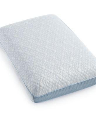 SensorGel Advanced iCOOL Gel Memory Foam King Gusseted Pillow