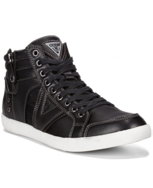 Guess Jarlen Hi-Top Sneakers Men's Shoes