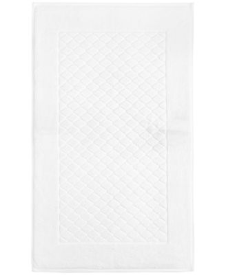 "Charter Club Classic Pima Cotton 20"" x 34"" Tub Mat, Only at Macy's"
