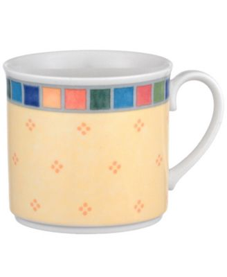 Villeroy & Boch Dinnerware, Twist Alea Tea Cup, 6 3/4 oz