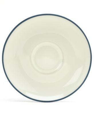 "Noritake ""Colorwave Blue"" Saucer"