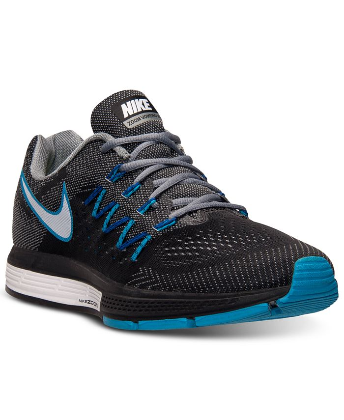 Refinería Escalera túnel  Nike Men's Air Zoom Vomero 10 Running Sneakers from Finish Line & Reviews -  Finish Line Athletic Shoes - Men - Macy's