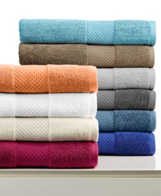 "CLOSEOUT! Hugo Boss Bath Towels, Classics 16"" x 28"" Hand Towel"