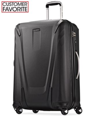 "Samsonite Silhouette Sphere 2 Hardside 26"" Spinner Suitcase, Also in Ruby Red, a Macy's Exclusive Color"