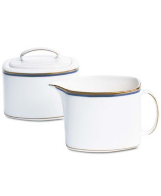 kate spade new york Library Lane Navy Creamer