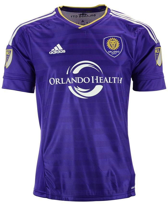 adidas - Men's Orlando City SC Authentic Jersey