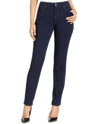 Image of Style & Co. Curvy-Fit Skinny Jeans, Only at Macy's
