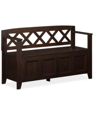 Canton Entryway Bench, Direct Ships for $9.95!