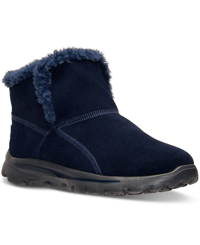 Skechers - Women's On The Go Chugga Comfort Boots from Finish Line