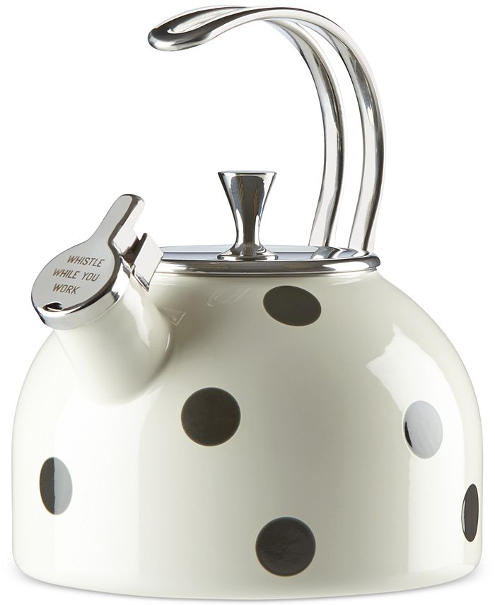 Kate Spade - All In Good Taste Tea Kettle