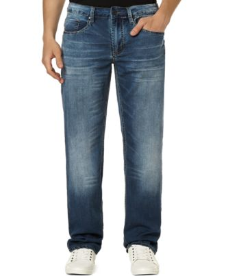 Buffalo David Bitton Fred-X Relaxed-Fit Jeans