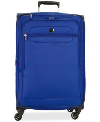 "Delsey Helium Fusion 25"" Expandable Spinner Suitcase, Only at Macy's"