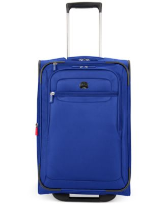 "Delsey Helium Fusion 21"" Expandable Rolling Suitcase, Only at Macy's"