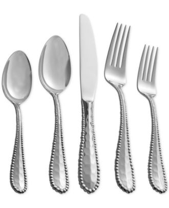 Michael Aram Stainless Steel Molten Collection 5-Pc. Flatware Set
