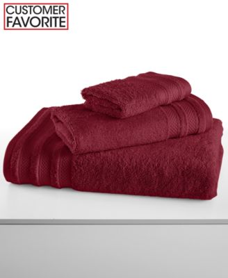 "Charter Club Classic Pima Cotton 30"" x 56"" Bath Towel, Only at Macy's"