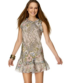 Macy*s - Women's - Cielo by Froxx Ruffled Minidress/Tunic from macys.com