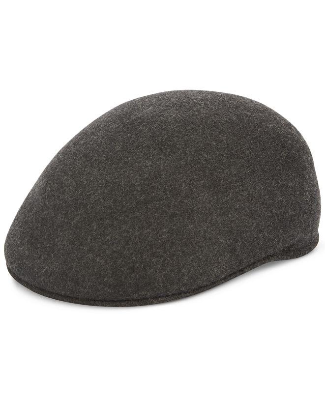 Country Gentlemen Country Gentleman Hats, Cuffley Wool Cap