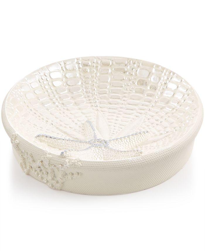 Avanti - Sequin Shells Soap Dish