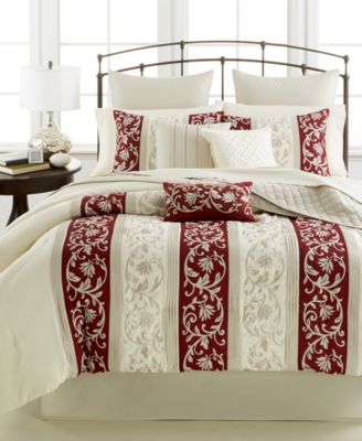 Mara 10-Pc. King Comforter Set