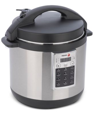 Fagor 670041930 Premium 6-Qt. Electric Pressure Cooker