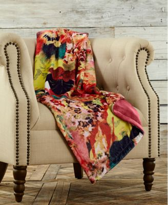 Tracy Porter Maeve Printed Throw