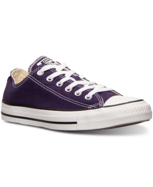 972040c1bf4c UPC 886956168502 product image for Converse Women s Chuck Taylor Ox Casual  Sneakers from Finish Line ...