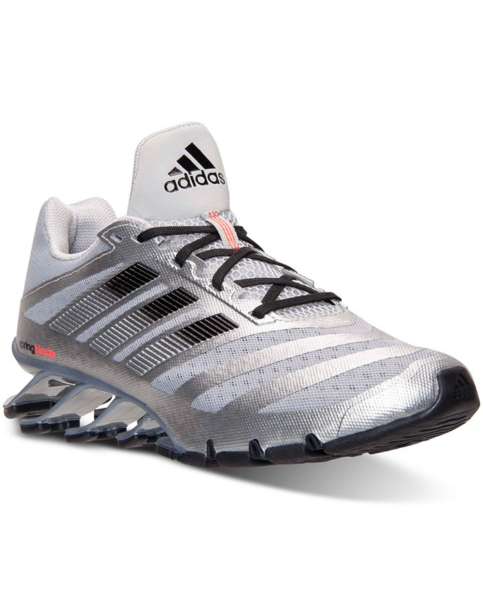 adidas - Men's Springblade Ignite Running Sneakers from Finish Line