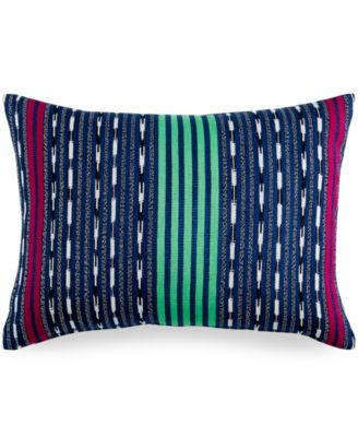 Gifts That Give Hope Ikat Stripe Pillow