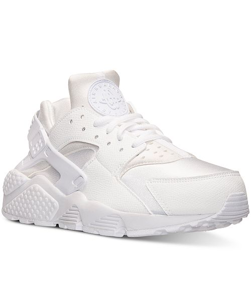 Nike Women's Air Huarache Run Running Sneakers from ...