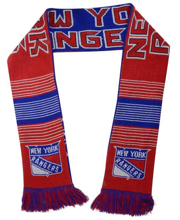 Forever Collectibles - New York Rangers Reversible Split Logo Scarf