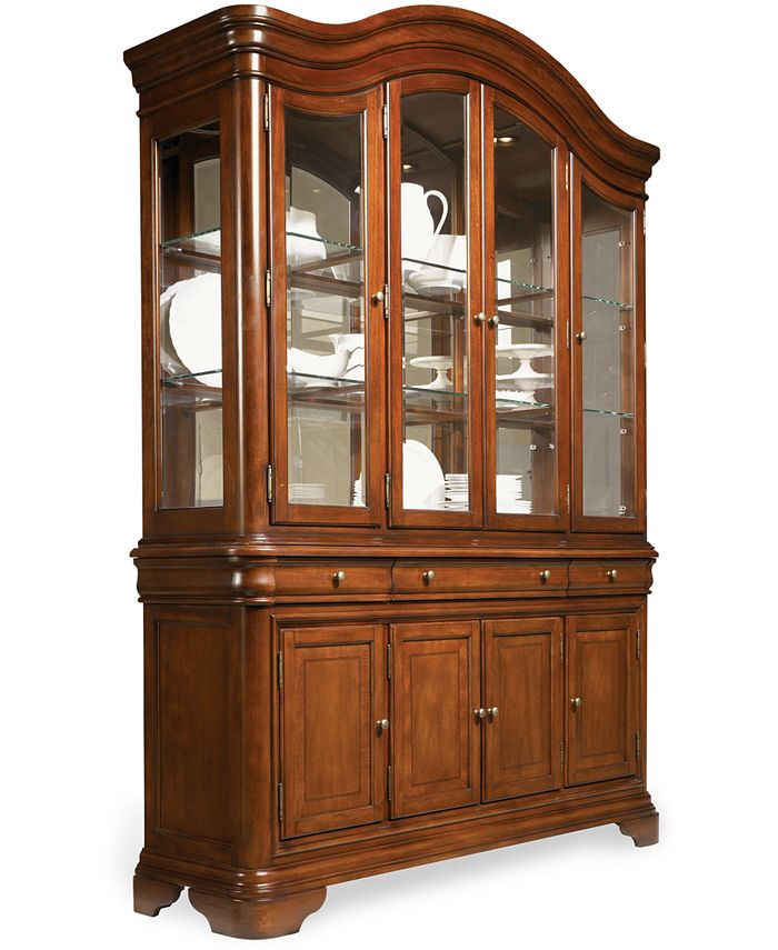 Furniture - Louis Philippe-Style China Cabinet