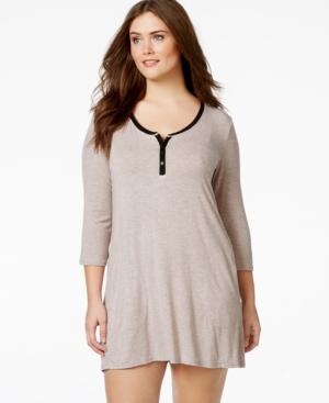 Dkny Plus Size Sleepshirt