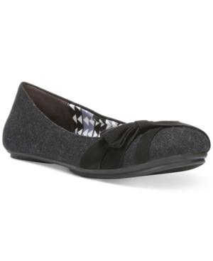 Fergalicious Glisten Ballet Flats Women's Shoes
