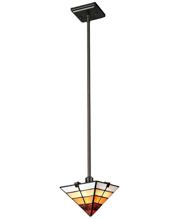 Dale Tiffany Vispera Mini Metal Pendant Light
