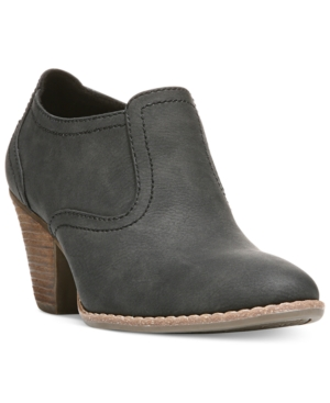 Dr. Scholl's Codi Suede Shooties Women's Shoes